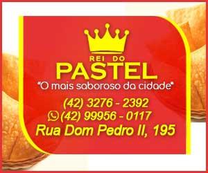 """Rei do Pastel - """"O mais saboroso da cidade"""""""